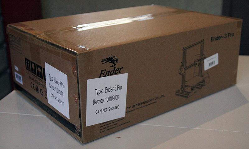 Ender 3 Pro Doos